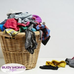 Housework for Busy Moms