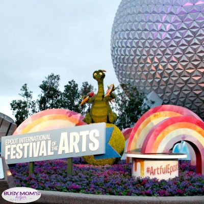 Epcot International Festival of the Arts at Walt Disney World #epcot #internationalfestivalofthearts #artfestival #waltdisneyworld #travel #disney #epcotfestival #bmhtravel