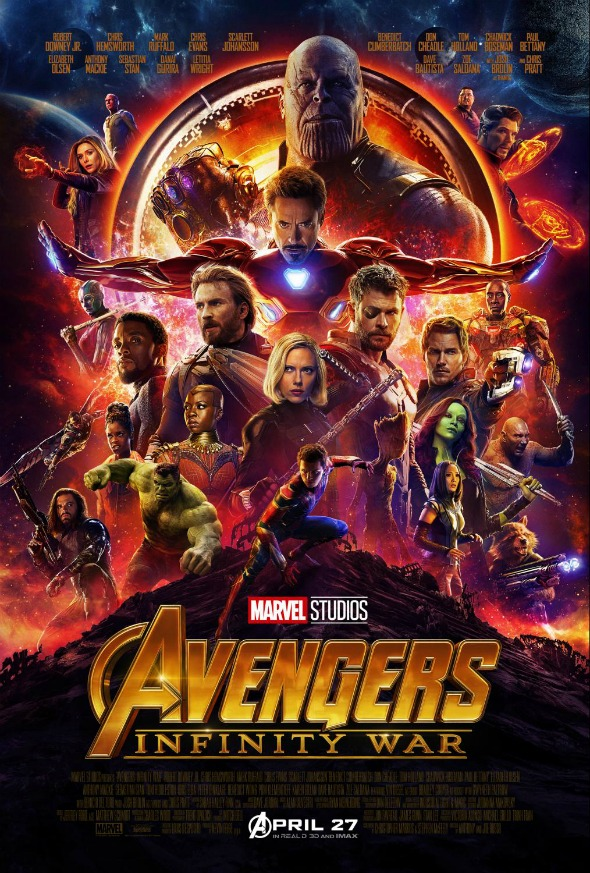 Speechless about Avengers Infinity War #infinitywar #disneypartner #movie #marvel #avengers #superhero #theater