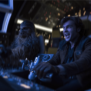 Solo: A Star Wars Story (The Past of a Scoundrel)