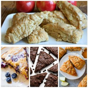 Scone Recipes for Busy Moms