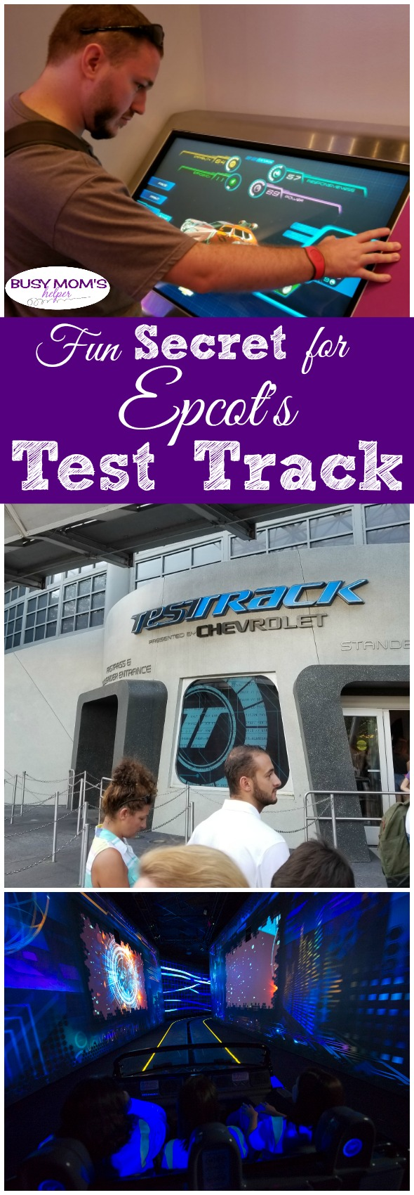 A Fun Secret for Epcot's Test Track Ride #waltdisneyworld #testtrack #epcot #disneyworld #disney #themepark #rides