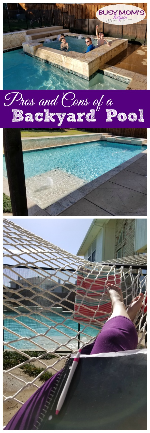 Pros And Cons Of A Backyard Pool Busy Moms Helper