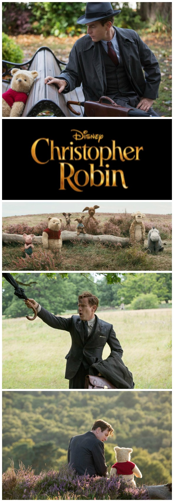 Christopher Robin #christopherrobin #disneypartner #disney #movie #theater #winniethepooh #tigger #eeyore #piglet #hundredacrewoods #disneymovie