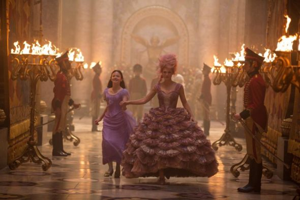 The Nutcracker and the Four Realms #DisneysNutcracker #Movie #Theater #Disney