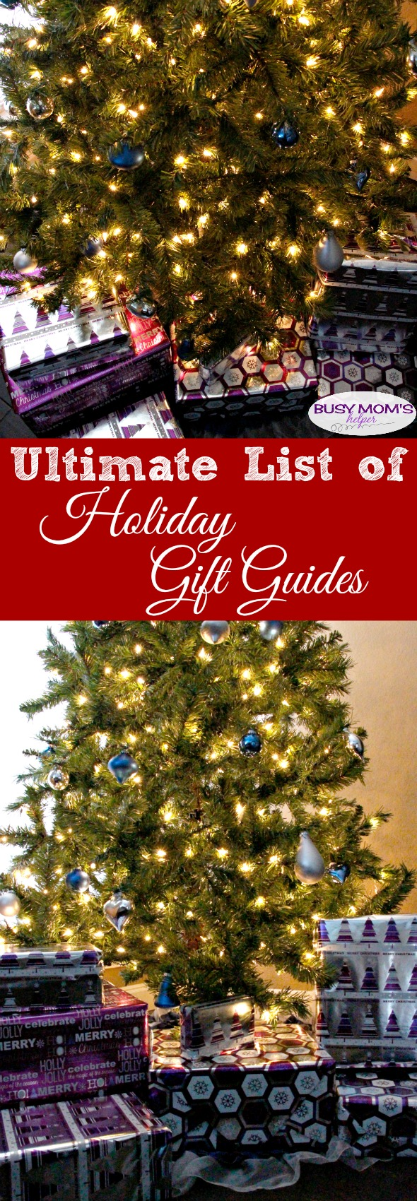 Ultimate List of Holiday Gift Guides - a bit of something for everyone! #holidaygiftguide #giftguide #christmasgift #gifts #giftideas #giftsforkids #giftsforteens #giftsforadults #giftsforlearners #giftsforfamily