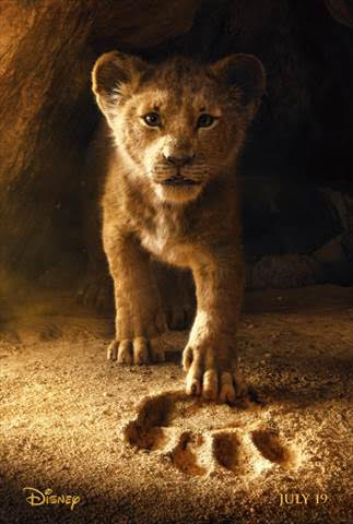 Walt Disney Movies Coming in 2019 #TheLionKing #movies #2019movies #theater