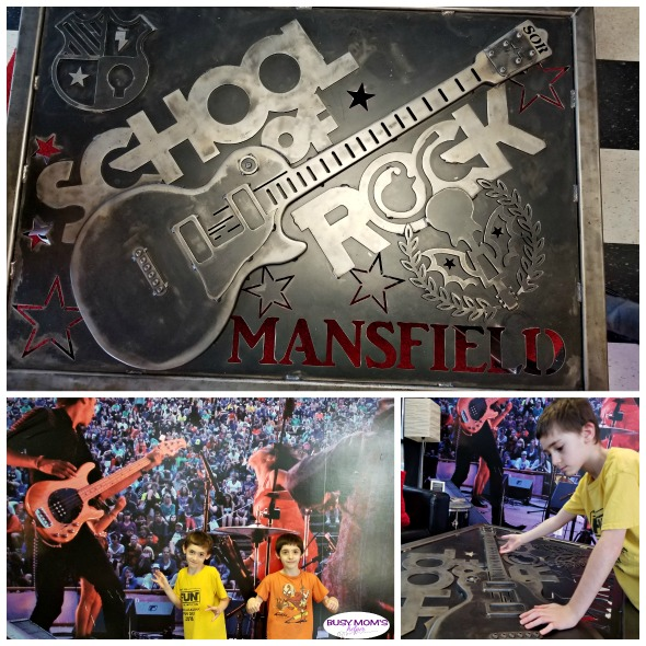 Intro to School of Rock #ad #schoolofrockDFW #SORMansfield #music