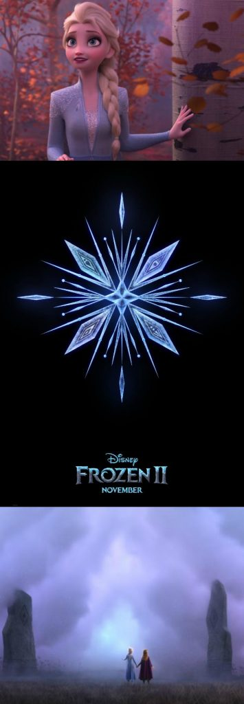 Frozen 2 is Magical #Frozen2 #partner