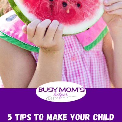 5 Tips to Make Your Child Eat Its Food
