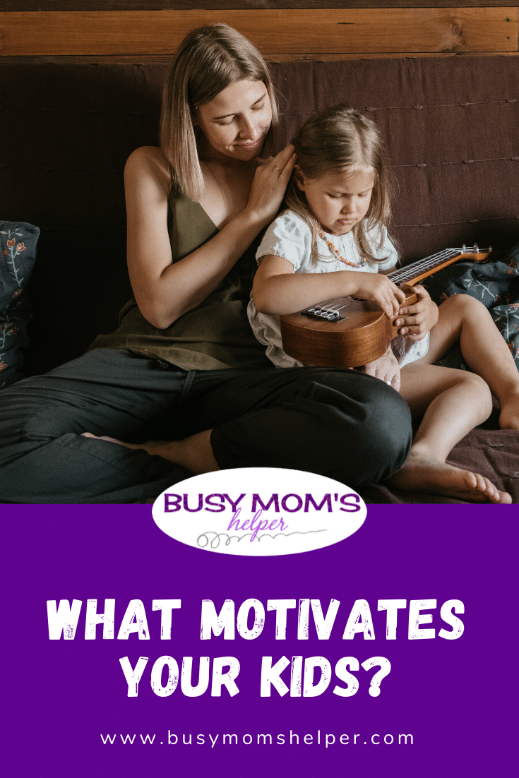 What motivates your kids?