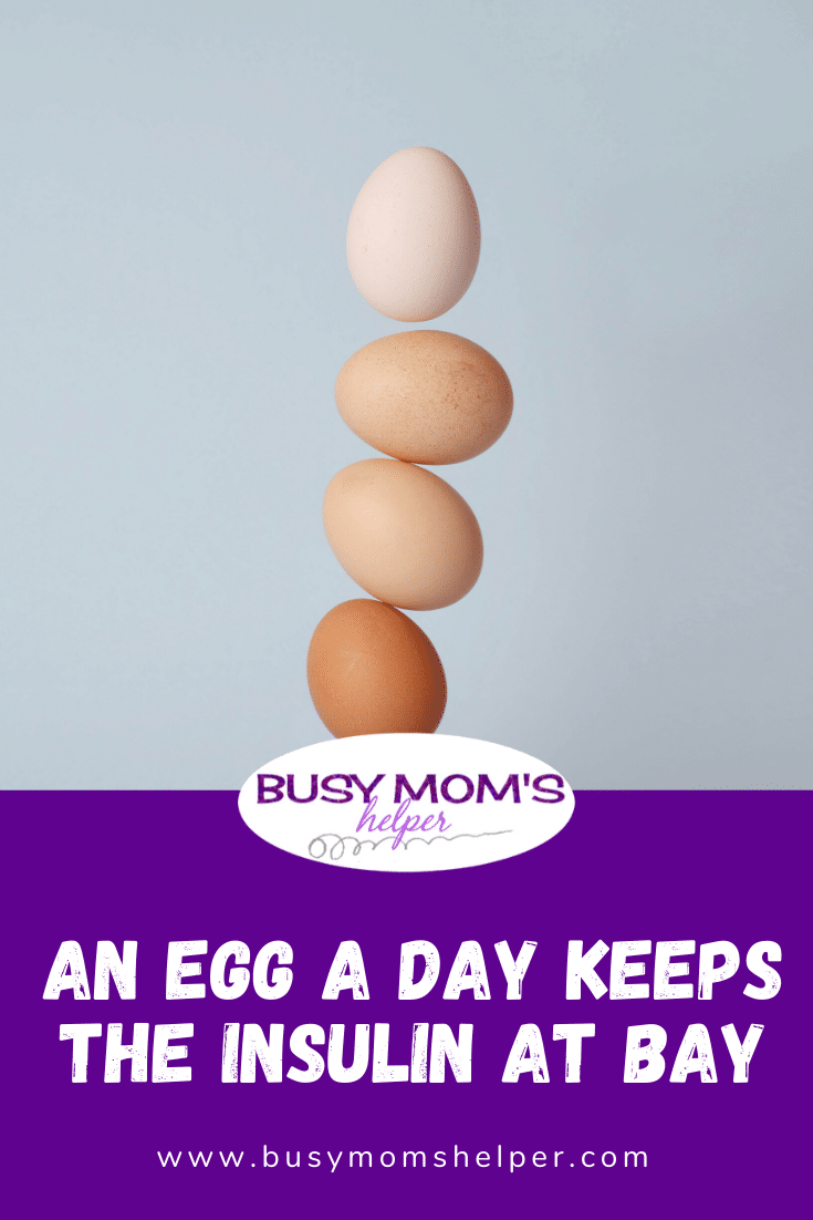 Say NO to Diabetes: You Just Need an Egg to Regulate Your Blood Sugar Levels!