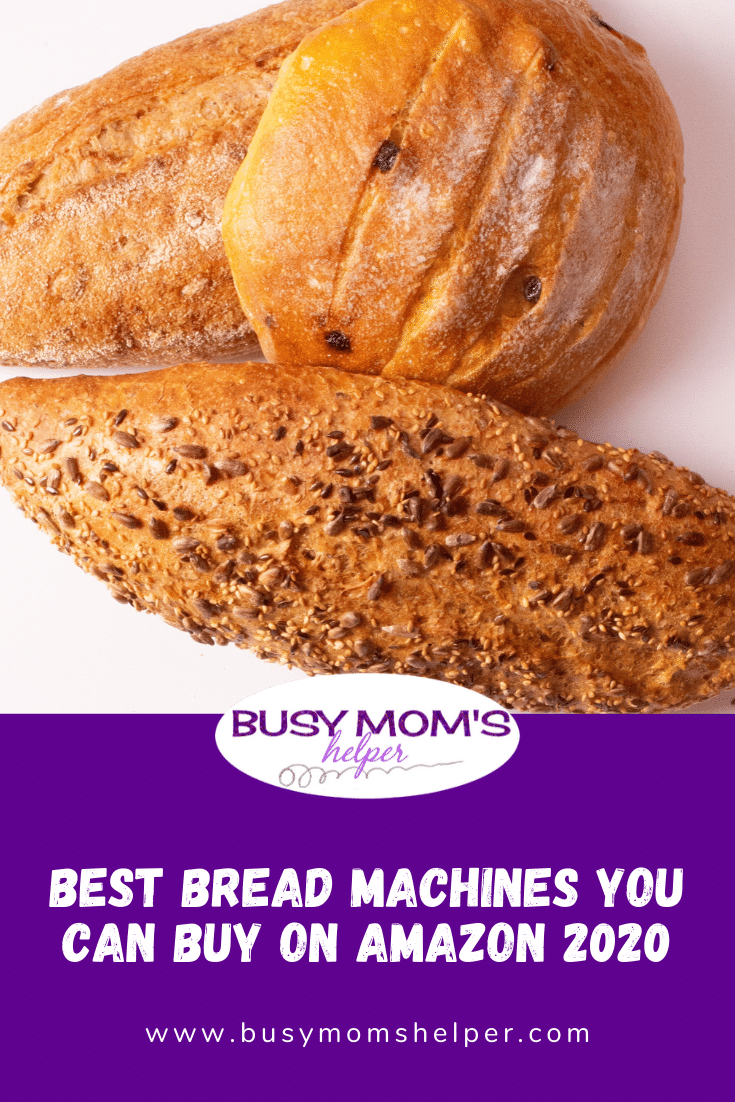 Best bread machines you can buy on amazon 2021
