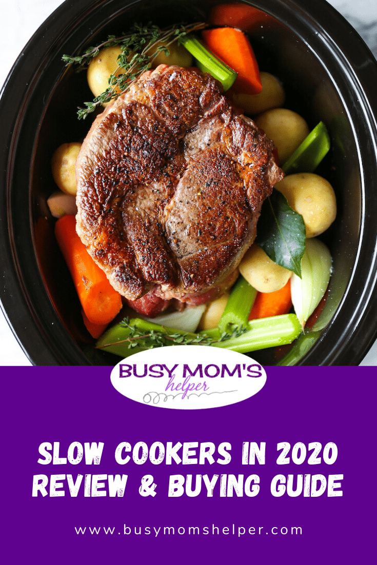 Top 5 Slow Cookers in 2021 Review & Buying Guide