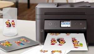 How To Print Vinyl Stickers At Home With Inkjet Printer