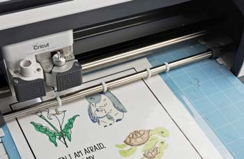 Laminating Your Sticker