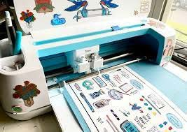 Printing Your Stickers